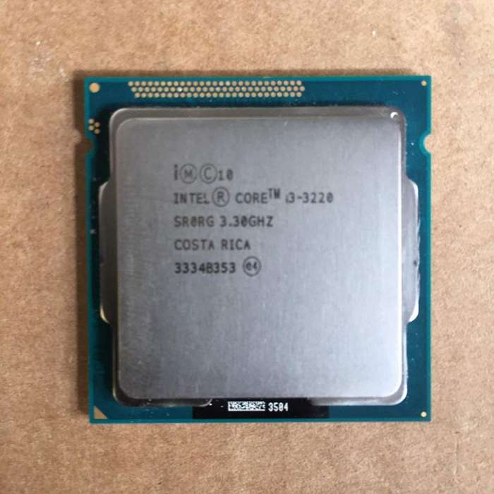 Procesador Intel core i3 3220