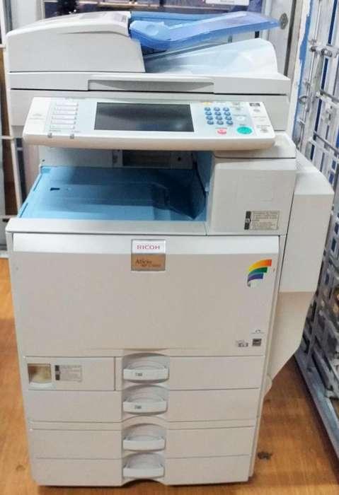 Copiadora Ricoh MP C3501