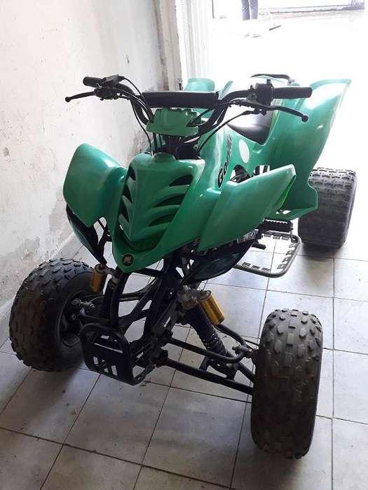 Cuatriciclo Motomel 150cc