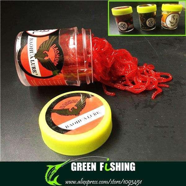 Gusanos De <strong>pesca</strong> 40g Caja Para <strong>pesca</strong>