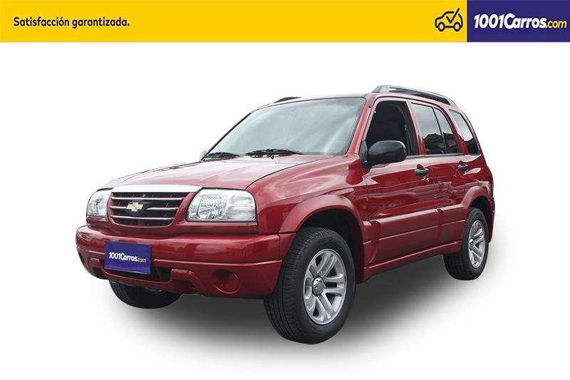 Chevrolet Grand Vitara 2015 - 37069 km