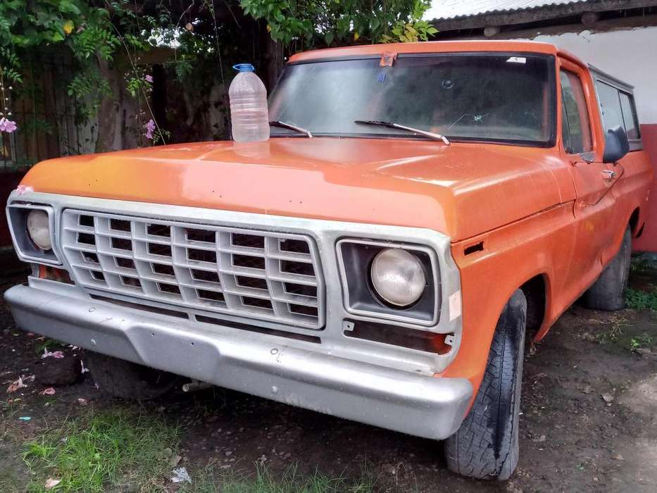 <strong>ford</strong> F-100 1980 - 230000 km