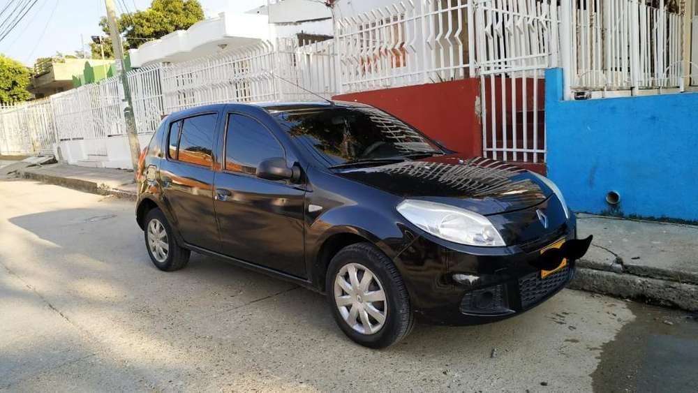 Renault Sandero 2014 - 62000 km