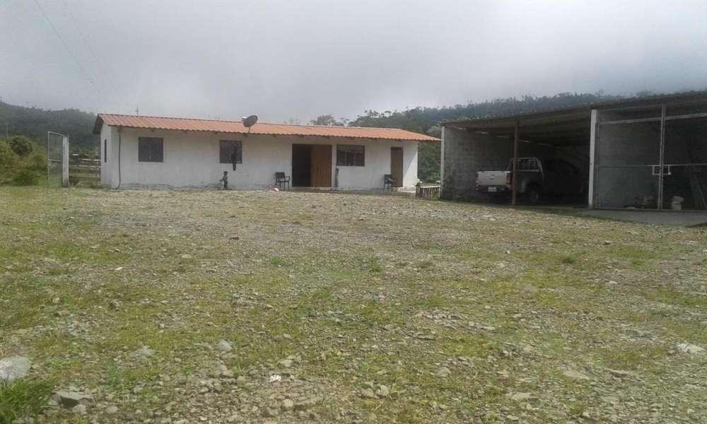 Hacienda de venta en Lita Imbabura Cod: V154
