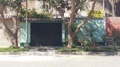 ALQUILO - casa luminosa y ventilada en la Urb. Los Tallanes