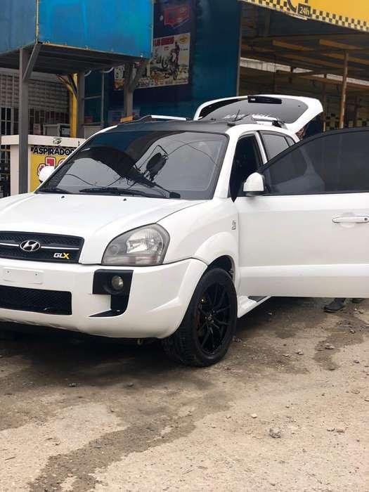 Hyundai Tucson 2006 - 270000 km