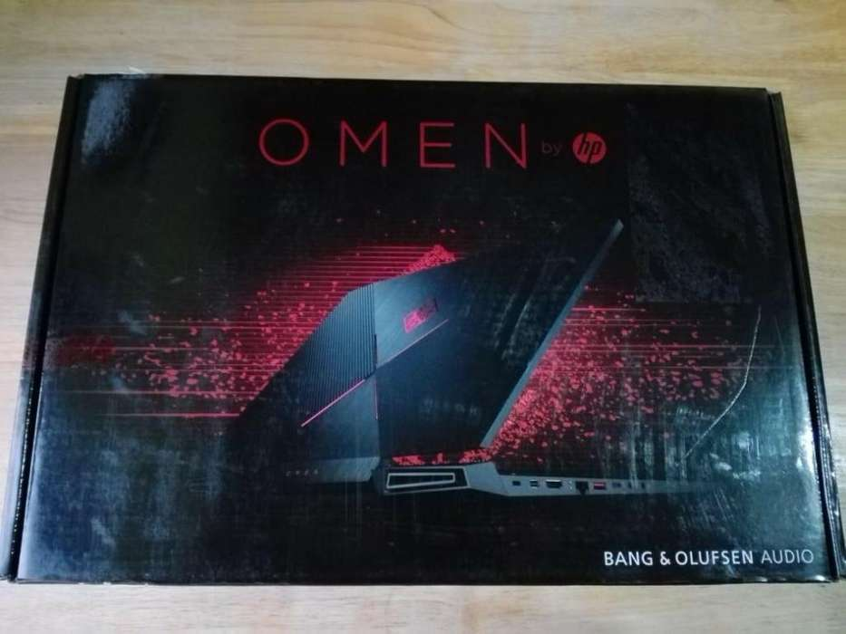 VENDO HP OMEN 15 GTX 1060 GAMING...