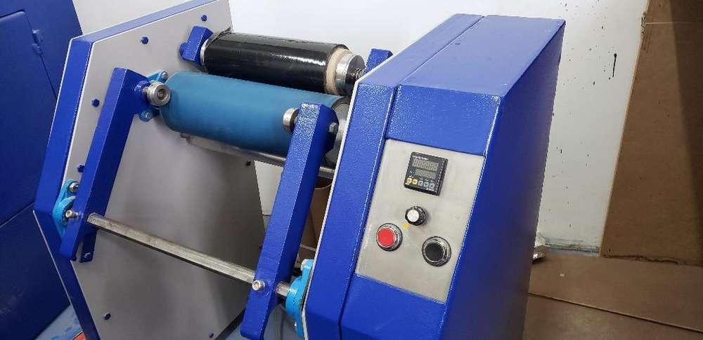 Maquinas para Plástico Reemboinado.