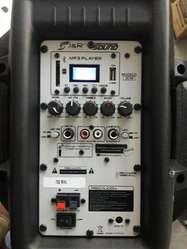 equipo Cabina de Sonido Profesional Recargable Microfono