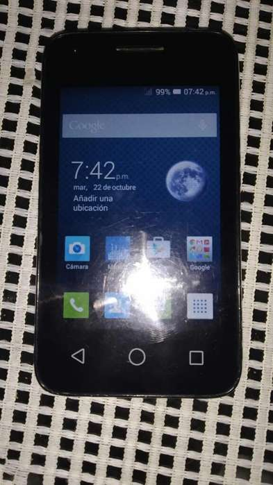 Se Vende <strong>alcatel</strong> One Touch Pixi Usado!