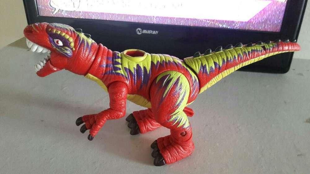 Dinosaurio Matel 18cm