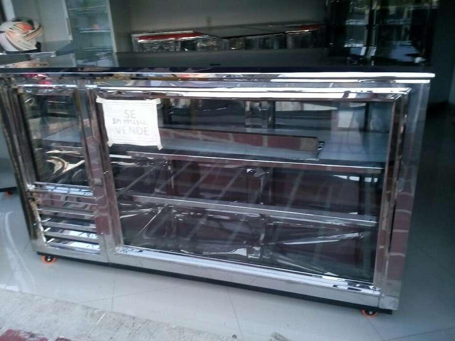 Vendo Barra Enfriador en Acero Garantia