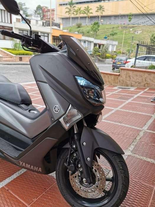 Yamaha Nmax Como Nueva