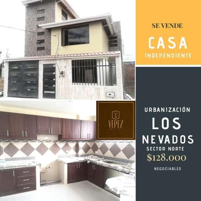 Venta Casa Independiente