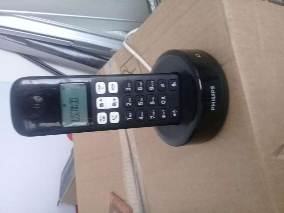 Telefono inalmbrico <strong>philips</strong> nuevo