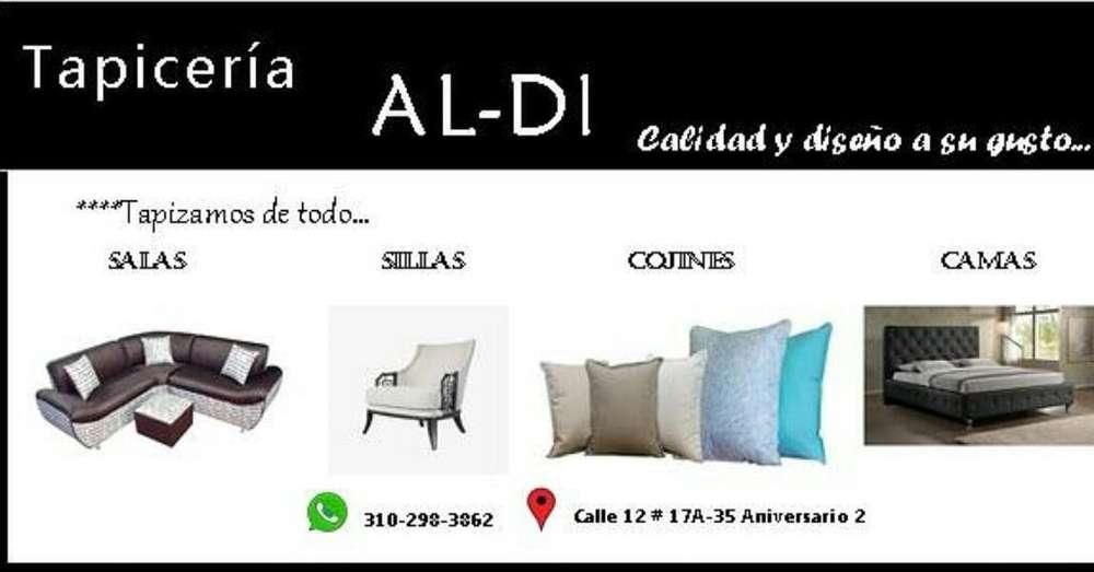 Tapizados Al-di