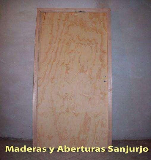 Puerta placa oferta