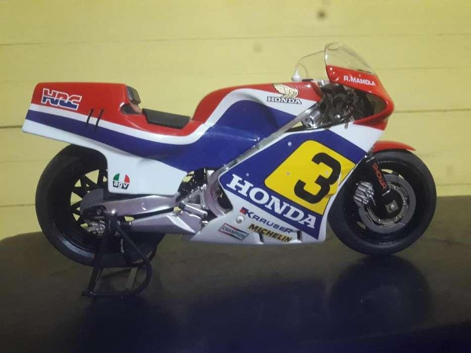 Coleccion de motos gp