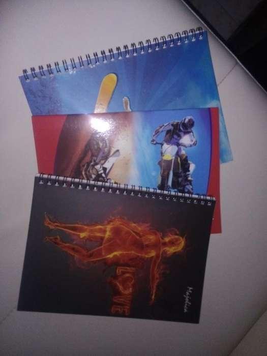 Se Venden Docenas de Cuadernos