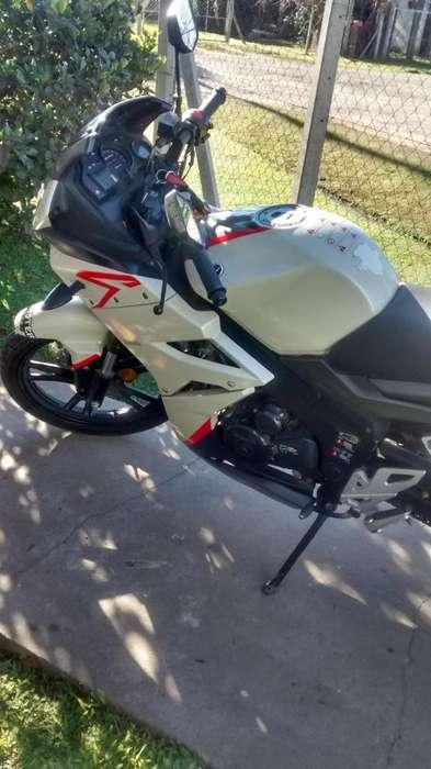 MOTO ZANELLA RX200