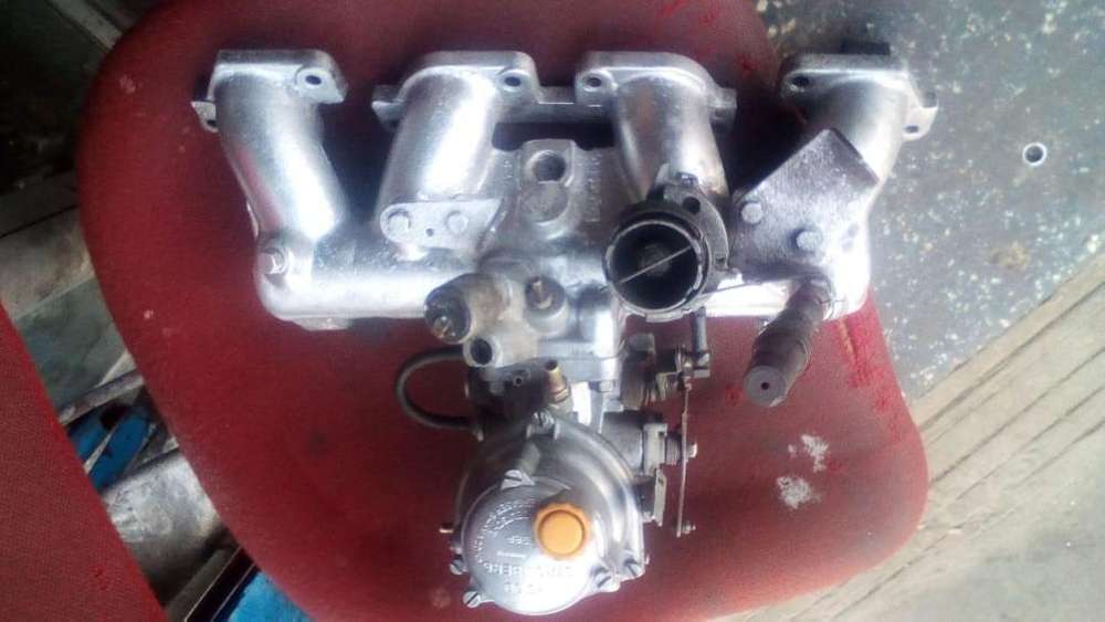CARBURADORY MULTIPLE STROMBERG PARA VOLVO 240 MOTOR 5065