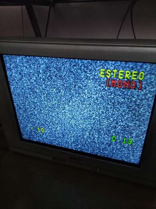 Televisor de 29' con Control