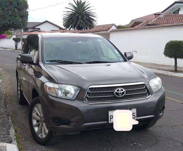 Toyota Highlander 2010 - 238000 km