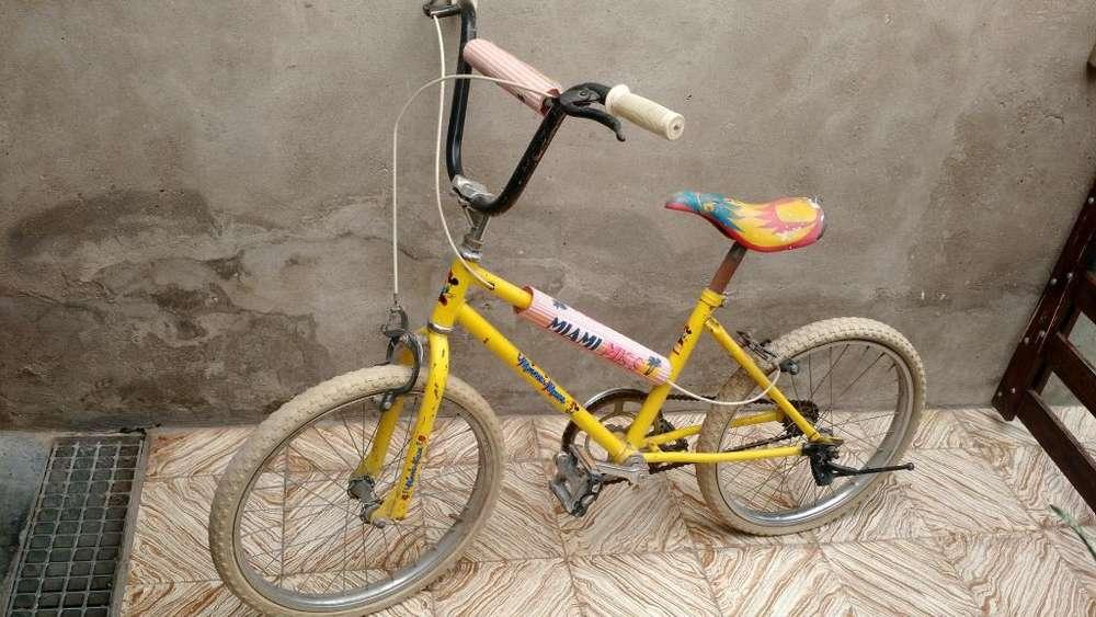 permuto por un celular bicicleta para nena de 6 años
