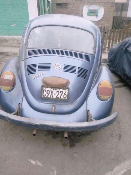 Volkswagen Escarabajo 1980 - 100 km