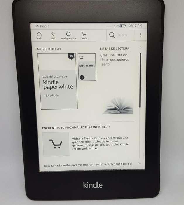 Kindle Paperwhite Usado Dp75dsi