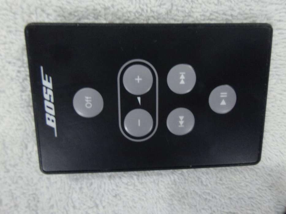 Control Bose Sound Dock