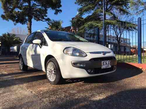 Fiat Punto  2014 - 37000 km