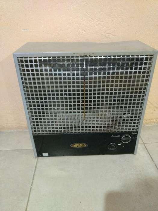 Vendo <strong>calefactor</strong>