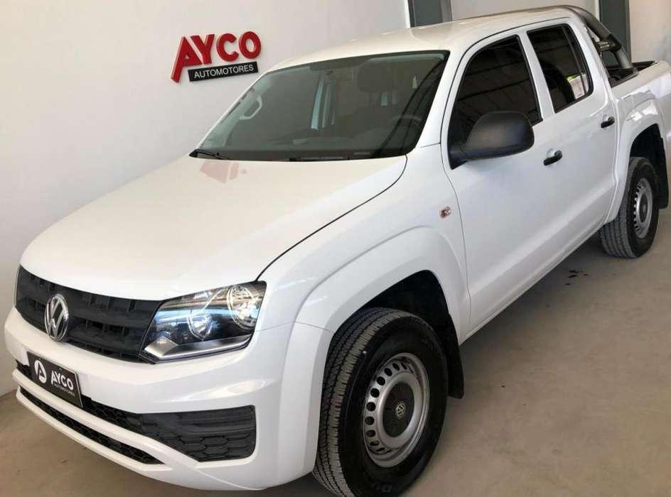 Volkswagen Amarok 2017 - 78300 km