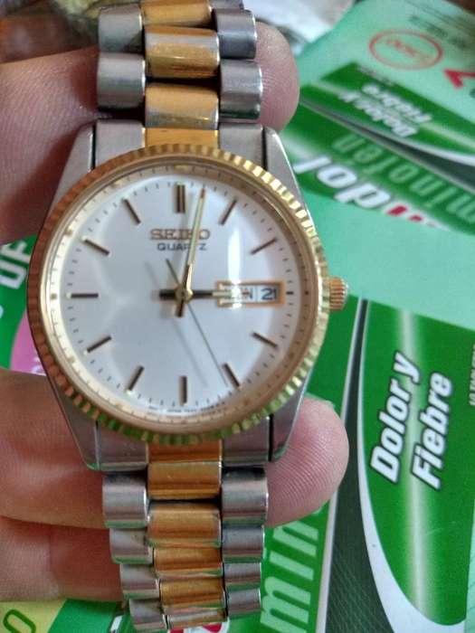 Reloj Seiko Quartz Original Barato