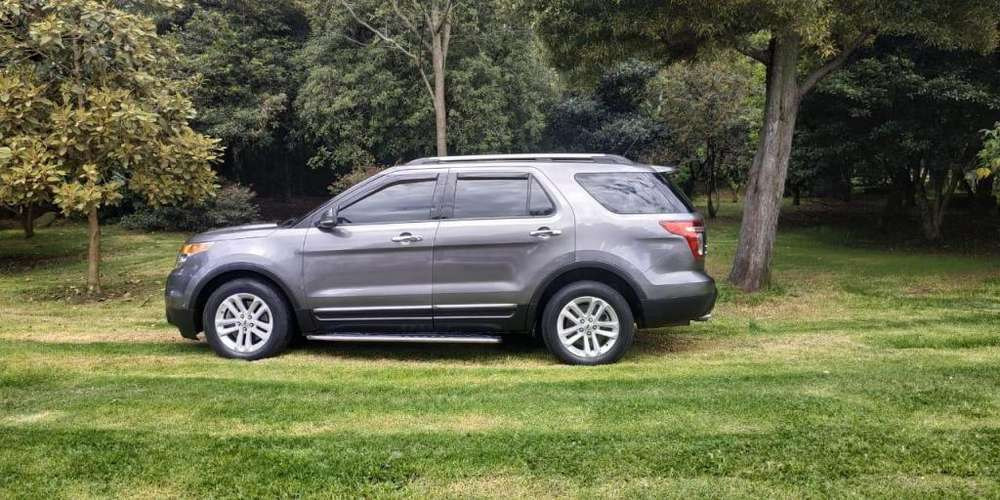 Ford Explorer 2014 - 46000 km