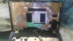 Carcasa Completa Laptop Hp G62 Color Neg