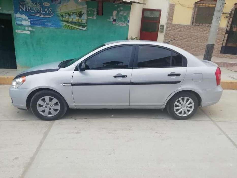Hyundai Accent 2008 - 70000 km