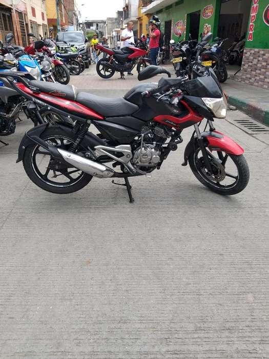 Pulsar 135 2013 R Negro Rojo