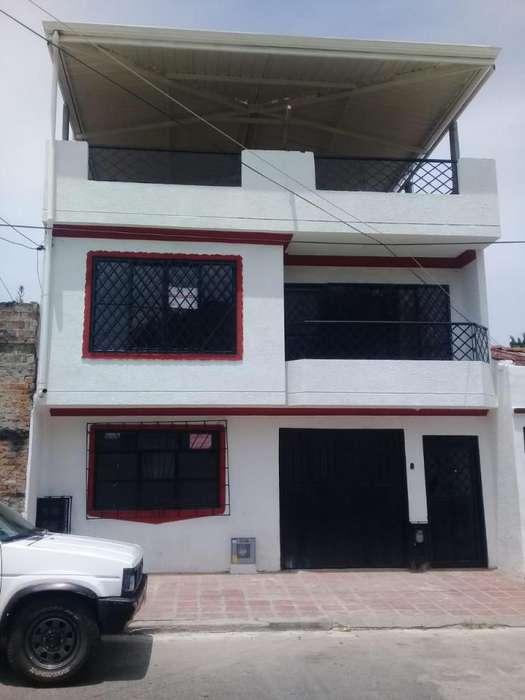 casa en el barrio colombia de palmira