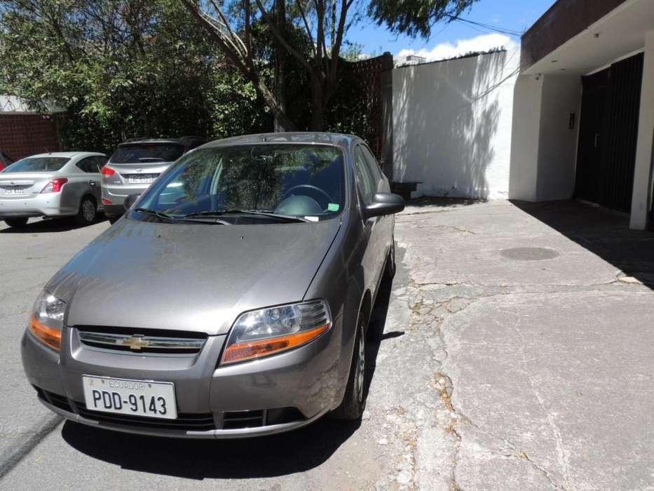 Chevrolet Aveo 2019 - 20000 km