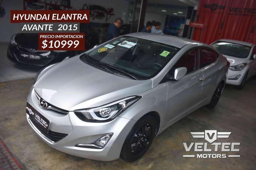 Hyundai Avante 2015 - 34852 km