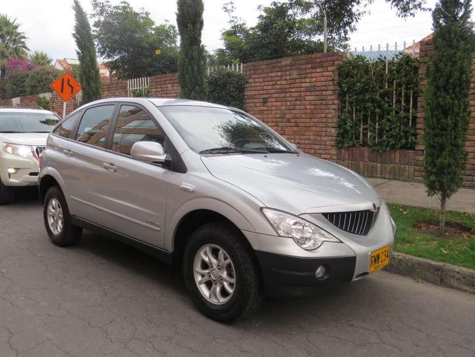 Ssangyong Actyon 2012 - 91000 km