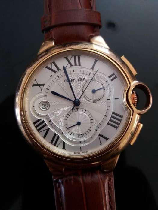 Reloj Cartier en Venta