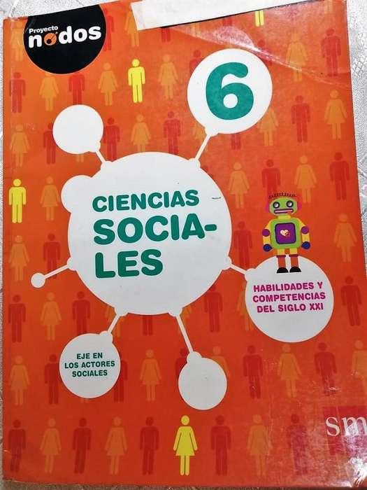 Ciencias Sociales 6 Proyecto Nodos