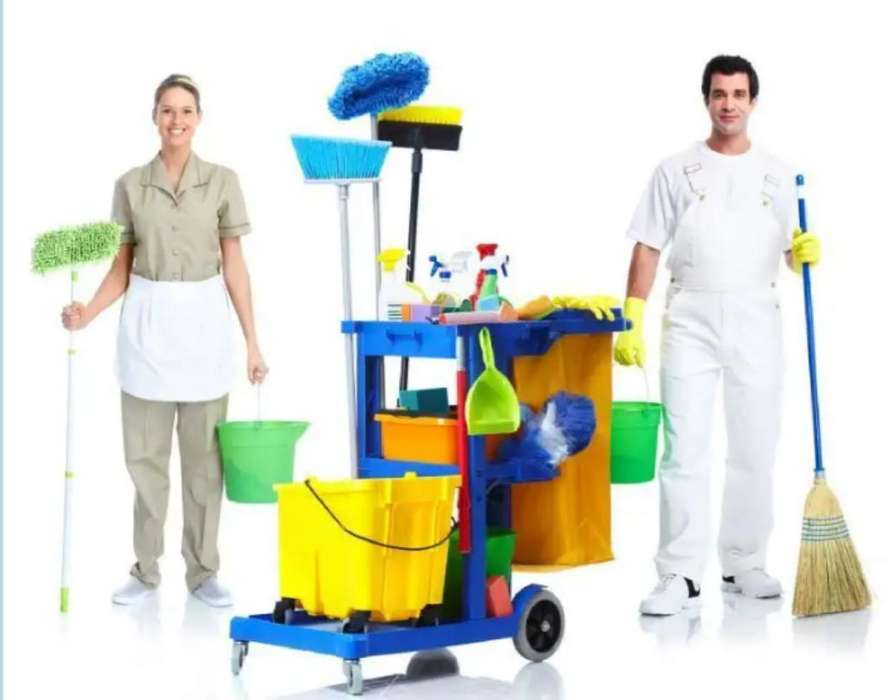 Personal de Limpieza de Casa