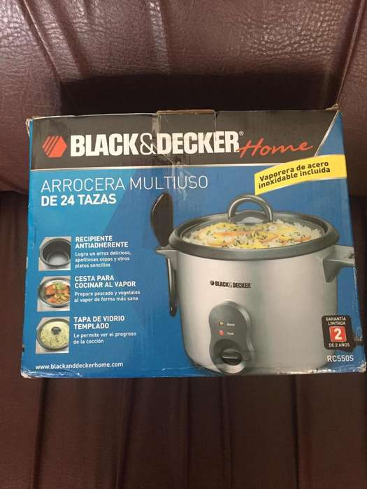 Arrocera Black Decker Nueva