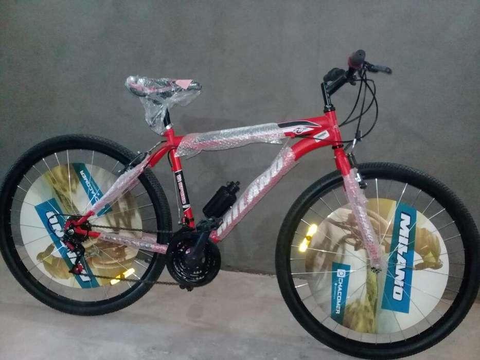 Vendo Bicicleta Nueva Rodado 29