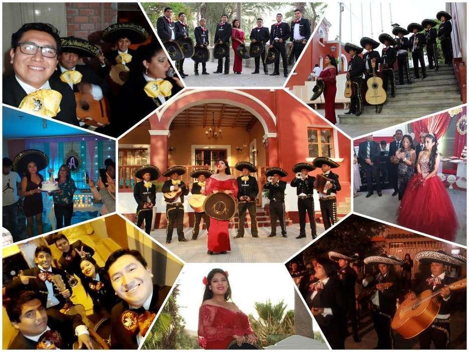 El Mariachi de Ica, Los Grandes Del Show