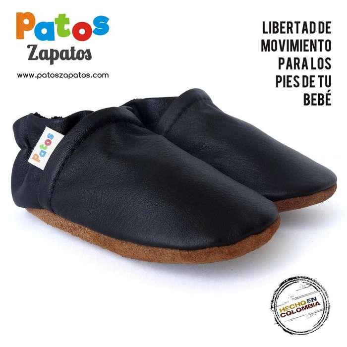 Zapatos para empezar a caminar bebes con suela blanda que no desliza